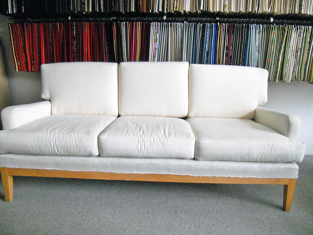 3-Sitzer-Sofa, Handarbeit