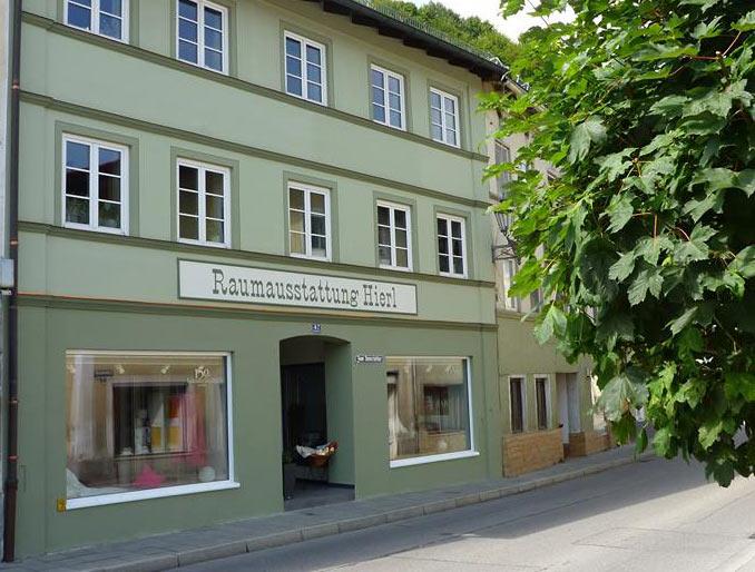 Raumausstattung Hierl in Wolfratshausen